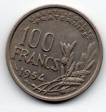 France - Frankrijk - 100 Franc 1954
