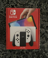 🔥Nintendo Switch (OLED model) w/ White Joy-Con IN HAND + FREE FAST SHIPPING🔥