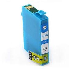 1 x Generic 133 T133 Cyan ink cartridge for Epson,NX130 NX230 NX430 WF320 WF435