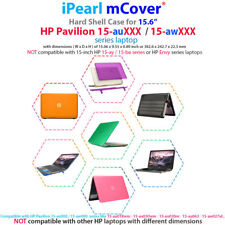 "NEW mCover® Hard Shell Case for 15.6"" HP Pavilion 15-au000 / aw000 series laptop"