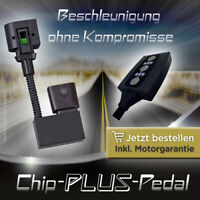 Chiptuning Plus Pedalbox Tuning BMW 3er (E90/E91/E92/E93) 320d 177 PS