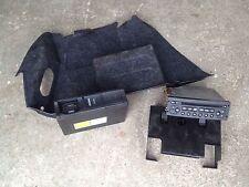 Peugeot 206 Clarion 6 Disc CD Changer + Head Unit + Bracket + Boot Side Liner