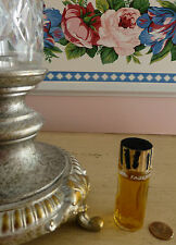 VTG Parfums Faberge F-Sharp F# Cologne Extraordinarre Splash 0.50 Oz 90% Full