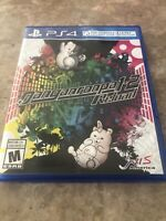 Danganronpa 1 and 2 Reload (Sony PlayStation 4, 2017) PS4 - Fast Free Shipping