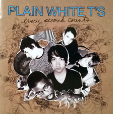 PLAIN WHITE T'S - Every Second Counts ; CD