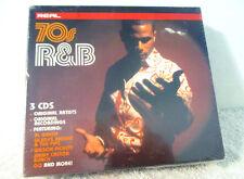 factory sealed 3 disc CD Set Real 70's R&B The Memphis Horns GQ Al GreenTrammps