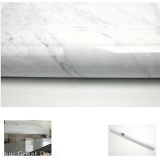 Vinyl Self Adhesive Peel Stick Counter Top Granite Look Marble Effect 6.5 Feet