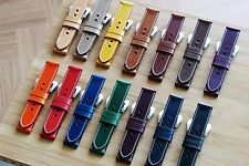buttero leather watch straps from Atelier Du Cuir