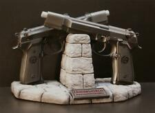 UNDERWORLD SELENE'S DEATH DEALER  PROP REPLICAS, SOLD OUT, VERY LOW EDITION # 1!