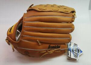 Franklin Field Master Deer Touch Baseball Glove Mitt LHT 4953TNL 13 Inch New