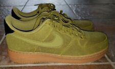 Nike Air Force 1 Low Premium Camper Green Gum AQ0117-300 Men's Shoe Size 9.5