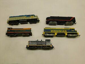 HO Scale Train Diesel Locomotives - Parts/Repair
