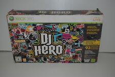 DJ Hero & Decks (Nintendo Wii)  -  game still sealed