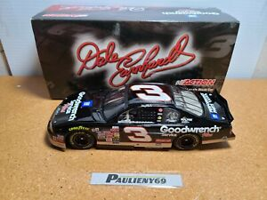 2001 Dale Earnhardt Sr #3 GM Goodwrench Service Plus 1:24 NASCAR Action MIB