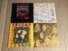 "Pigbag-Papa 's Got A Brand New/getting up/Big Bean - 4 x 7"" single (bu36)"