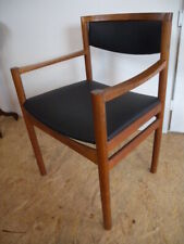 60er 70er SAX Schreibtisch Stuhl Chair Armlehnstuhl Dänemark Teak Mid Century