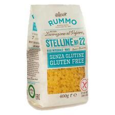 Pâte sans Gluten Rummo 400 Gr Fabrique de Pâtes Rummo Étoiles N°22 Gluten Free