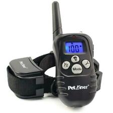 Petrainer Dog Training Collar with Remote Shock Collar for Dogs Bark Collar