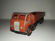 Dinky Toys -Foden 501 Flat Truck 1st type Brown/Dinky Super very rare