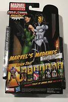 Marvel's Universe Madames Hydra Variant Arnim Zola Build A Figure Torso NIB