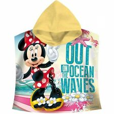 TV & Celebrities Bath Poncho Towels for Children
