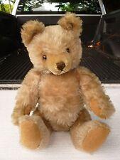 VINTAGE 15 INCH 1960'S STEIFF TEDDY BEAR CLOSED MOUTH GROWLER (WORKS)