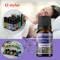 Essential Oils Pure Aromatherapy oils 10ml choose fragrance aroma Natural Aroma-
