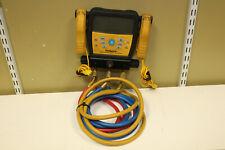 New Listingfieldpiece Sm380v 3 Port Sman Refrigerant Manifold Micron Gauge