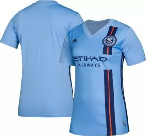 Adidas MLS New York City Football Club Home Jersey Women's  Size M