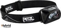 "PETZL ""ACTIK CORE"" 450 Lumens USB Rechargeable Headlamp BLACK $69.95 MSRP"