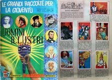 Album Figurine Uomini Illustri Panini 1967 in Pdf
