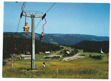 Colour Postcard of Ski Lift, Feldberg, Germany