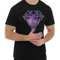 Bleeding Melting Galaxy Cool Cute Edgy Diamond Designer Classic T Shirt Tee