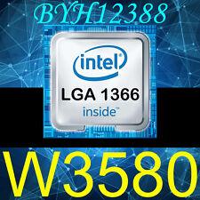 CPU Intel Xeon W3580 3.33GHz 8MB Cache 6.40GT/s SLBET CPU Server Processor