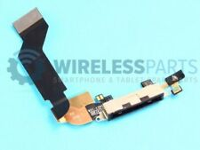 For iPhone 4S - Charging Port , Black - OEM
