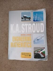 Engineering Mathematics, K.A.Stroud & Dexter J. Booth, 6th Edition, (without CD)