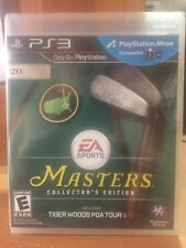 NEU!!! Tiger Woods PGA 13 Masters Collector's Edition (Sony PS3, 2012) versiegelt!!!
