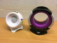 HASBRO TWISTER DANCE AND DANCE RAVE SPEAKER SOUNDS GAME YOU CHOOSE