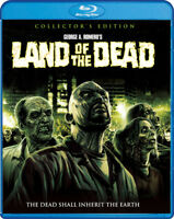 Land Of The Dead [New Blu-ray] Collector's Ed, Widescreen, 2 Pack