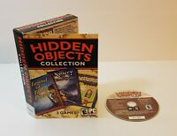 Hidden Objects Collection PC CD-Rom 2009 windows hidden object game compilaiton