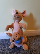 Official DISNEY Kanga & Roo Soft Toy