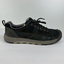 KEEN 1009567 Mens Wichita Hiking Shoes Low Lace Up US 14 EU 47.5 Black