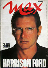 MAX 12 1988 Harrison Ford Chet Baker Keith Richards Jennifer Beals Patsy Kensit