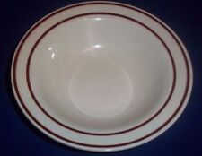 "Ultima China CEREAL BOWL Restaurant Ware Cream/off White 6 1/4"" WIDE"