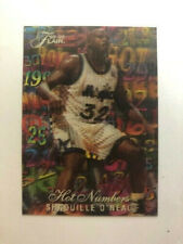 New listing Shaquille O'neal 1995-96 Flair Hot Numbers #11