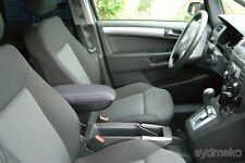 Comfort Bracciolo/Bracciolo Centrale Tessuto Nero Opel Zafira da 1999