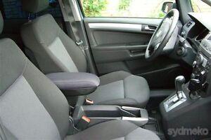 Comfort Armlehne Mittelarmlehne Stoff schwarz Opel Zafira ab 1999