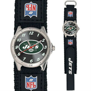 New York Jets Future Star Youth / Kids Watch w/ Adjustable  Band-CLEARANCE
