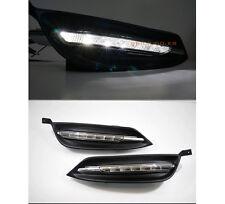 Benz Style LED Fog Lamp Lights DRL Daytime Running Light For 13+Kia New Forte K3