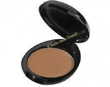 LIQUIDFLORA mineral foundation Compact organic 04 Amber rose makeup face